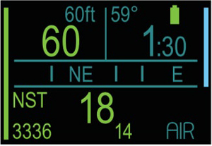 Galileo HUD Display