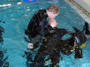 08cb7b30fa6 SSI Stress & Rescue Diver kursus - Book det allerede i dag