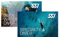 Open Water Diver, Specialty Diver