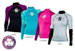 UPF 50 LS Rash Guard Women